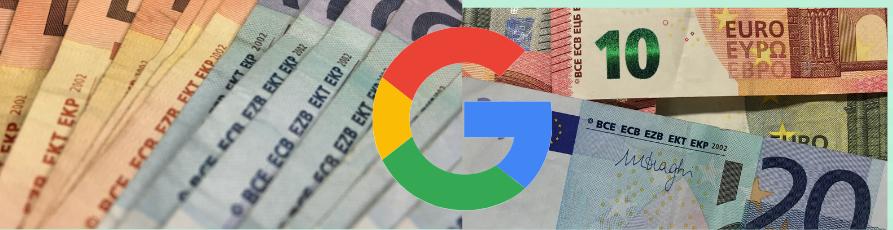 Imagen Google Euros